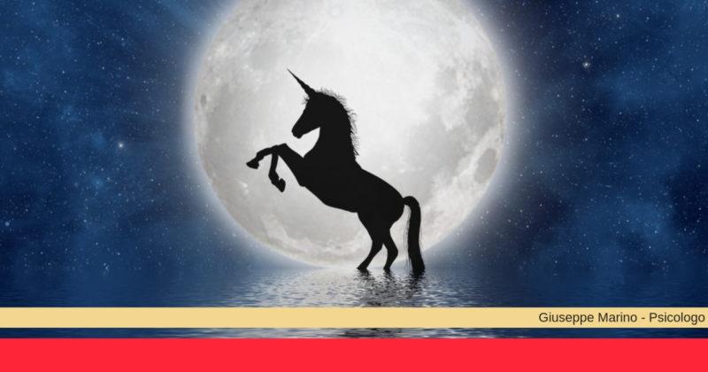 Qual è la psicologia che si nasconde dietro l'unicorno? Te lo racconto ...