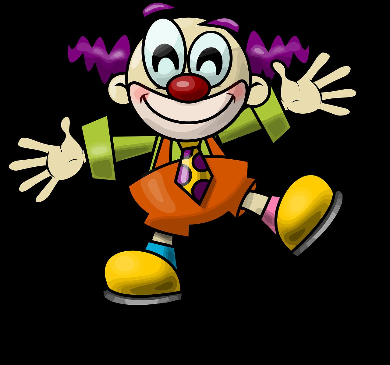 La coulrofobia è il terrore e la fobia per i clown