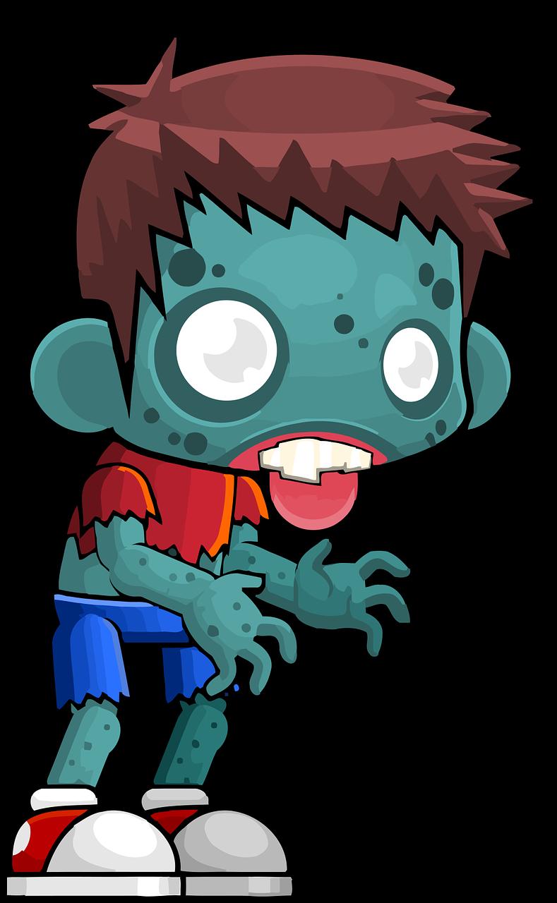La kinemortofobia è la paura per gli zombies