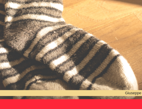 Come insegnare ai propri mariti a trovare i calzini [che sono sempre al solito posto!]
