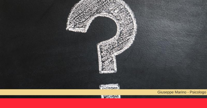 Chiedere e domandare senza essere colti dall'ira o presi dal panico, è possibile? Certo, attraverso la domanda assertiva