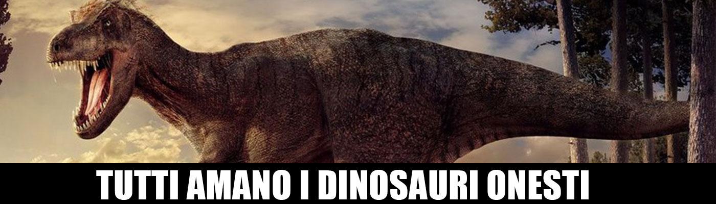 Dinosauri Onesti e psicologia dello stereotipo e del pregiudizio